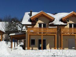 Berghaus Christel in de winter