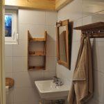 1e badkamer vakantiehuis wintersport oostenrijk