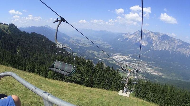 blik van de skilift naar beneden1