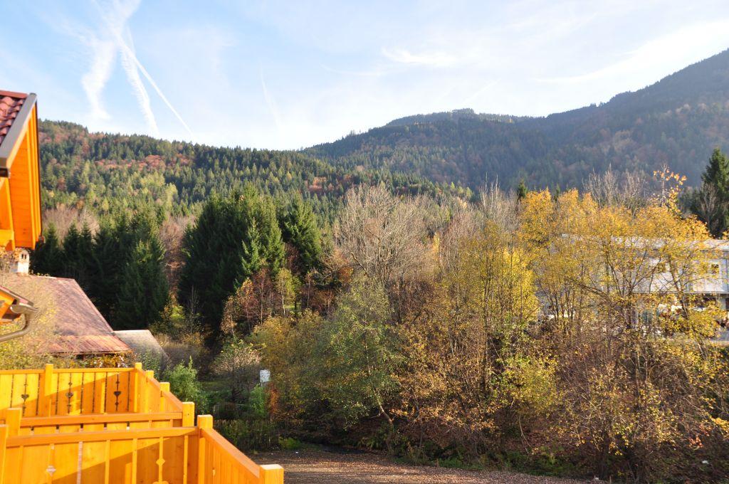 foto vanaf balkon